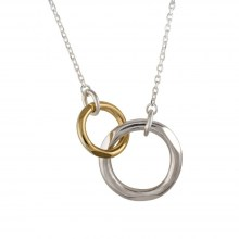 e006f8a43fb8 Links of London 20/20 Bi-Metal Necklace - 5020.1142 Hadleigh ...